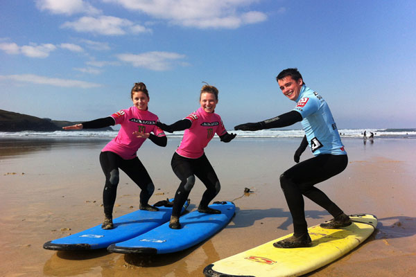Newquay Surf Lessons
